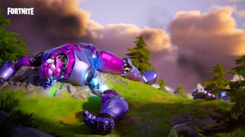 Another Fortnite godmode invincibility exploit found: How it works