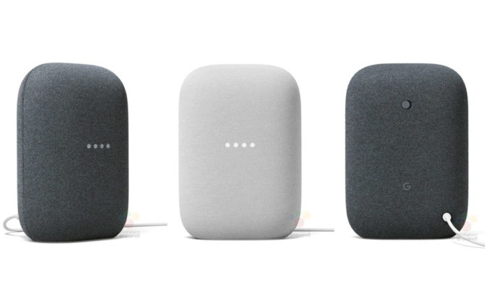 New leaks reveal the Google Nest Audio speaker design and price