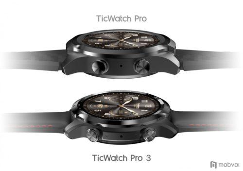Mobvoi announces TicWatch Pro 3 GPS with Qualcomm Snapdragon Wear 4100 Platform