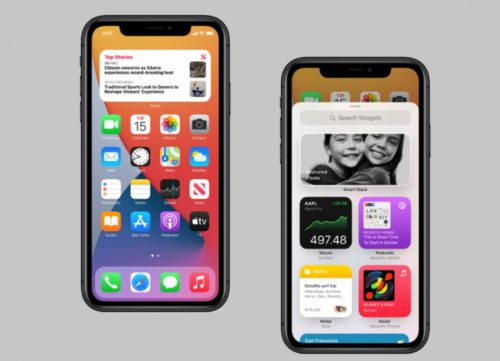Apple releases iOS 14, iPadOS 14, tvOS 14, and watchOS 7