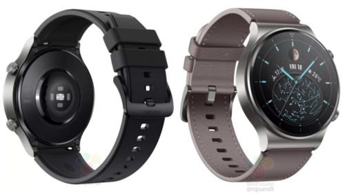 Huawei Watch GT2 Pro might finally feature wireless charging