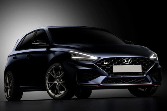 2021 Hyundai i30 N DCT revealed
