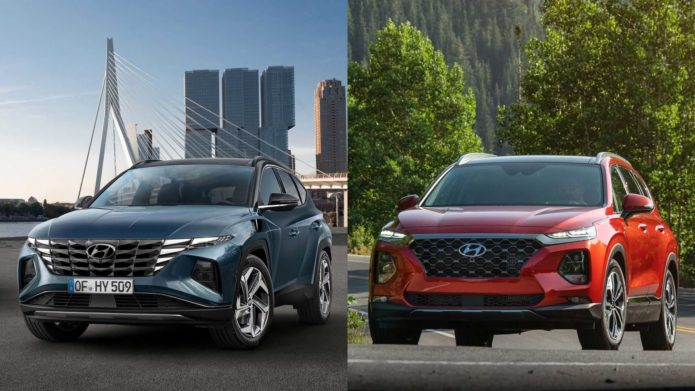 2022 Hyundai Tucson Vs Hyundai Santa Fe: Which Is Right For You?
