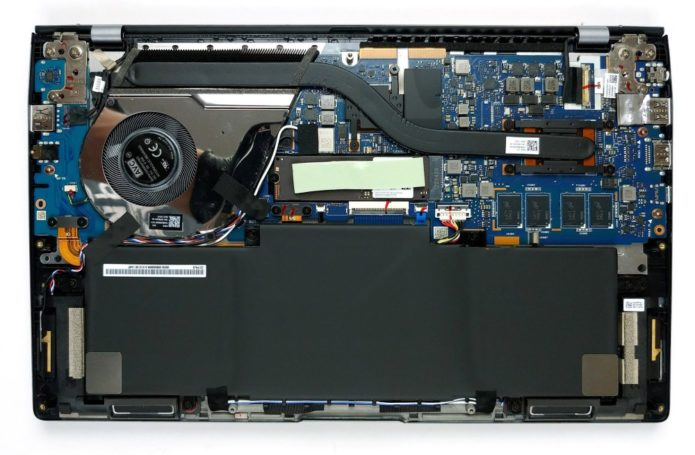 Inside ASUS ZenBook 14 UM433 – disassembly and upgrade options