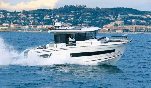 Jeanneau Merry Fisher 895 Marlin review: The best Merry Fisher yet?