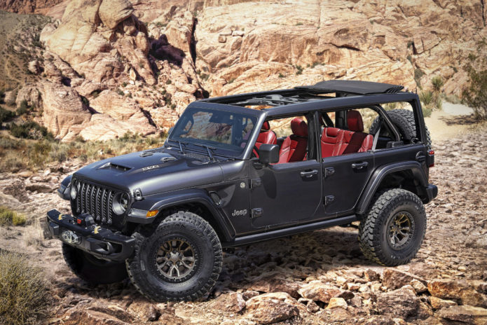 2021 Jeep Wrangler Review