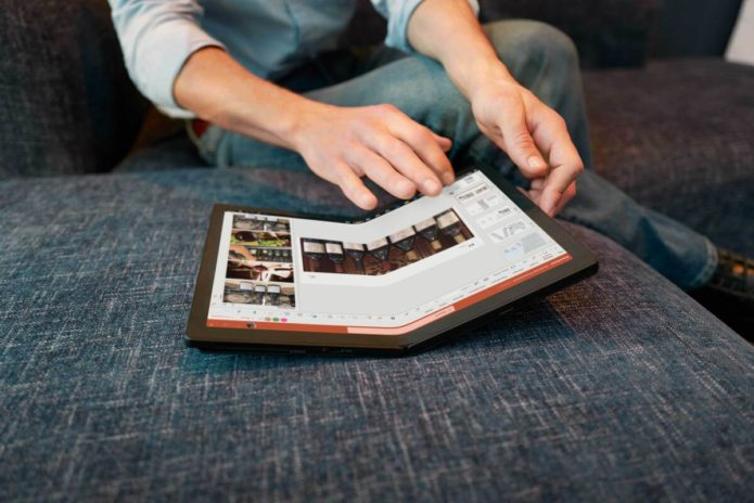 The first foldable PC is here: Lenovo ThinkPad X1 Fold goes on preorder
