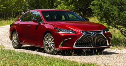 2021 Lexus ES Review