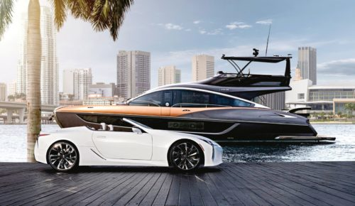 Lexus yacht review: LY650 strikes a winning formula for car-yacht crossover design