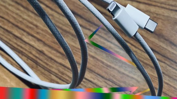 iPhone 12 braided USB-C may finally fix Apple cord rep