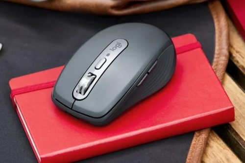 Logitech MX Anywhere 3 Mouse Lets You Work On Three Devices On The Go
