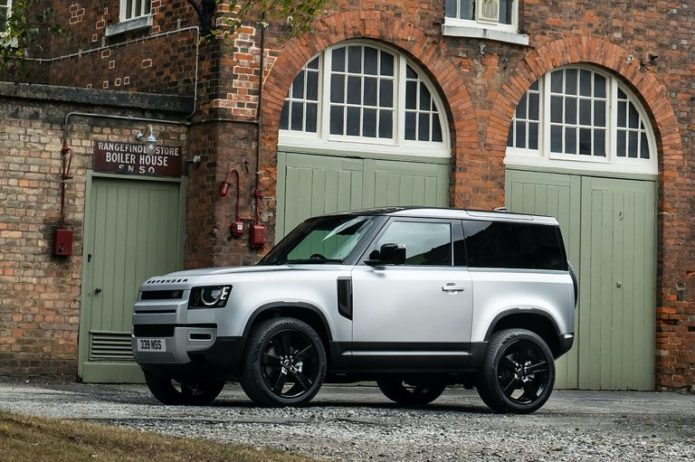 You Can Finally Buy the New Land Rover Defender 90