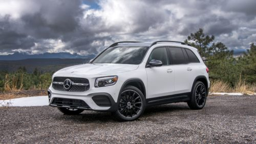 2020 Mercedes-Benz GLB 250 Review