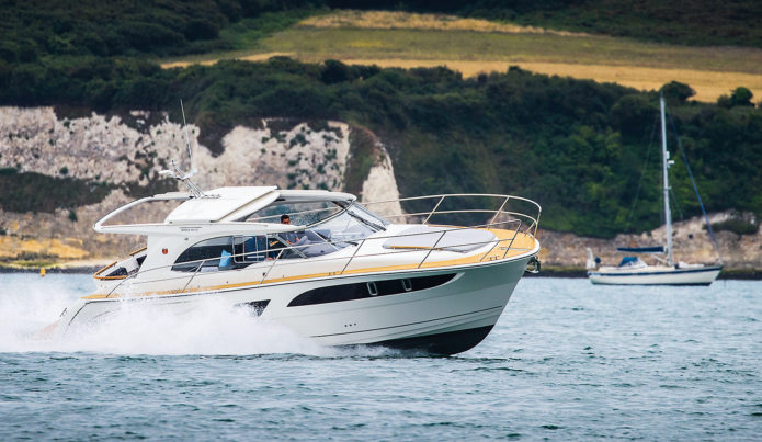Marex 360CC review: Is this the Norwegian yard's best model yet?
