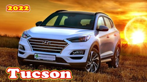 2022 Hyundai Tucson: First Look