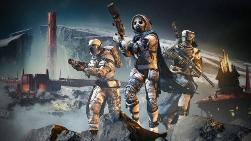 Destiny 2: Traveler's Chosen exotic weapon quest guide