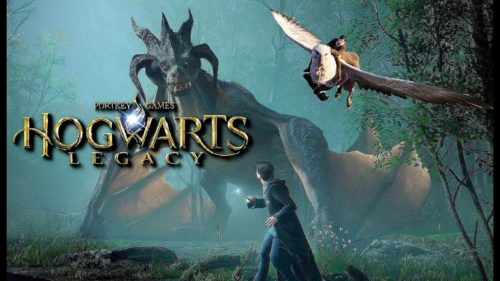 Hogwarts Legacy is the Harry Potter PS5 game casting spells on next-gen