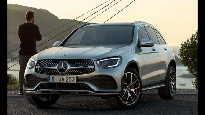 2021 Mercedes-Benz GLC-Class Review