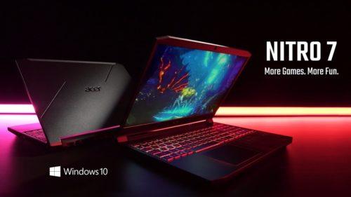 Acer Nitro 7 2020 review