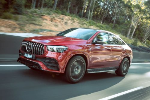 2020 Mercedes-AMG GLE 53 4MATIC+ Coupe Review
