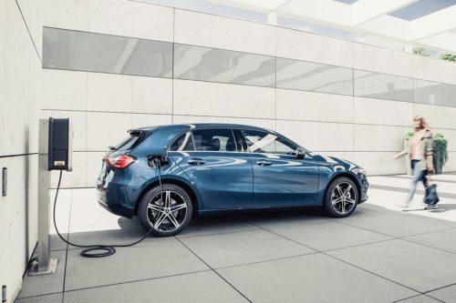 Mercedes-Benz A 250e priced