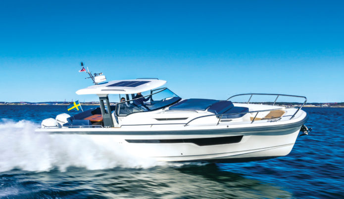 Nimbus T11 test drive review: The best of a new breed of open boats
