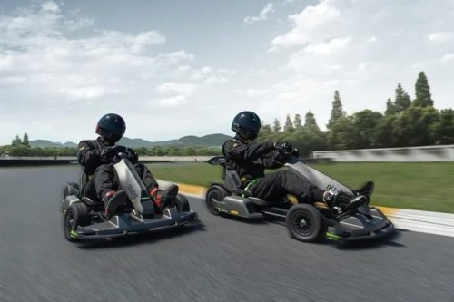 Ninebot Gokart PRO Brings A Fun Ride That Will Let You Drift Like A Pro
