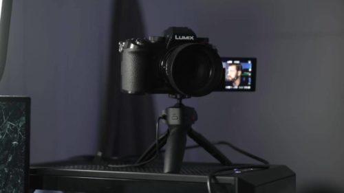 Panasonic LUMIX Webcam Beta rolls out for Windows and Mac