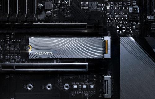 Adata Swordfish M.2 NVMe SSD Review