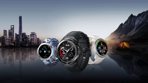 Honor's outdoor Watch GS will get you home even when your phone's GPS gives up