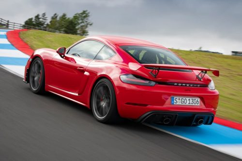 PDK auto for Porsche Cayman GTS, GT4 and Boxster GTS and Spyder