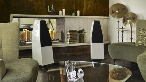 Wilson Audio unveils SabrinaX, a compact tower speaker for $29,000