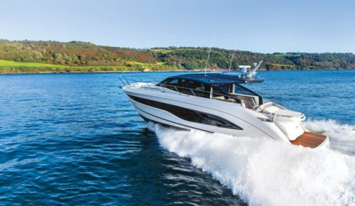 Princess V55 test drive review: All the boat you will ever need?