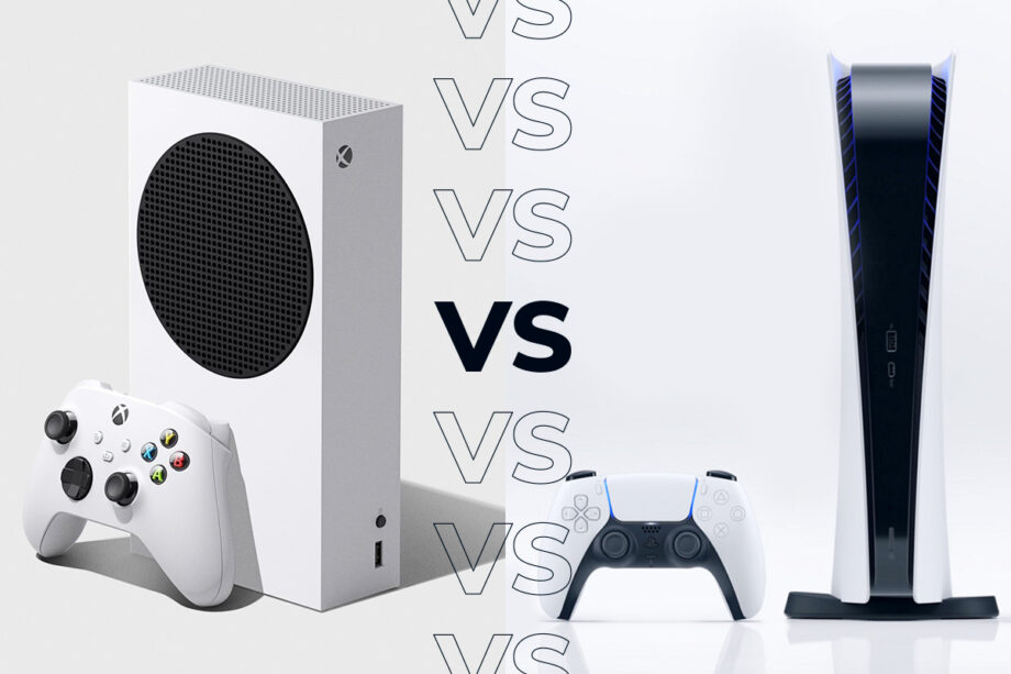 PS5 vs Xbox Series S: What's the difference between the two consoles?