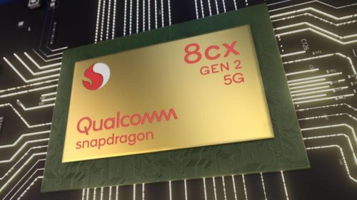 Qualcomm looks to up its laptop game with second generation Snapdragon 8cx 5G
