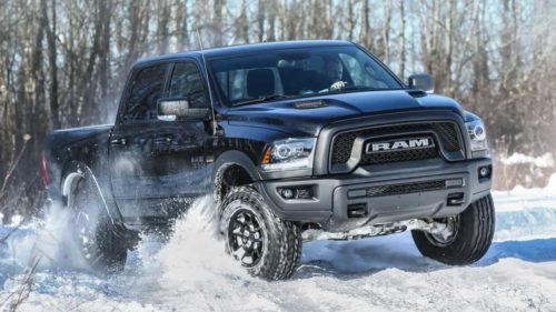 2021 Ram 1500 Classic gains Warlock All-Terrain package