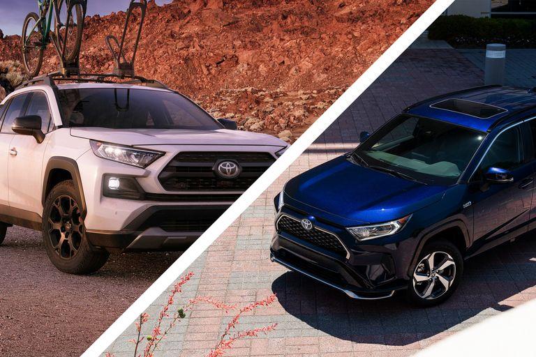 Which Toyota RAV4 Is the Better Buy: the RAV4 TRD Off-Road or the RAV4 Prime?