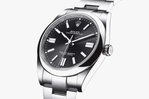 Rolex's New Oyster Perpetual Is Already Generating Controversy Among Watch Fans