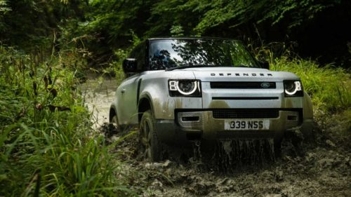 2021 Land Rover Defender: short-wheelbase Defender 90 is now available