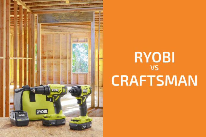 Ryobi vs. Craftsman: Which of the Two Brands Is Better?