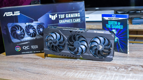 Asus GeForce RTX 3080 TUF Gaming OC review