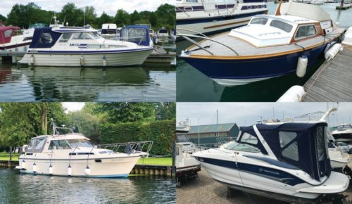 Secondhand boat buyers' guide: 4 of the best boats for sale for under £35,000