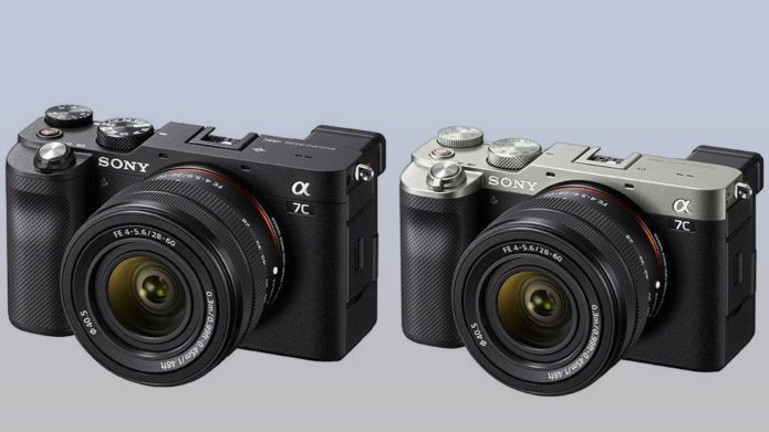 Sony a7c Camera with 28-60mm Lens Leaked with Specs and Pricing