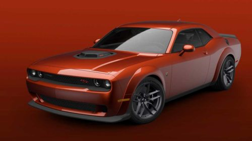 2021 Dodge Challenger R/T Scat Pack Widebody and T/A 392 Widebody priced up