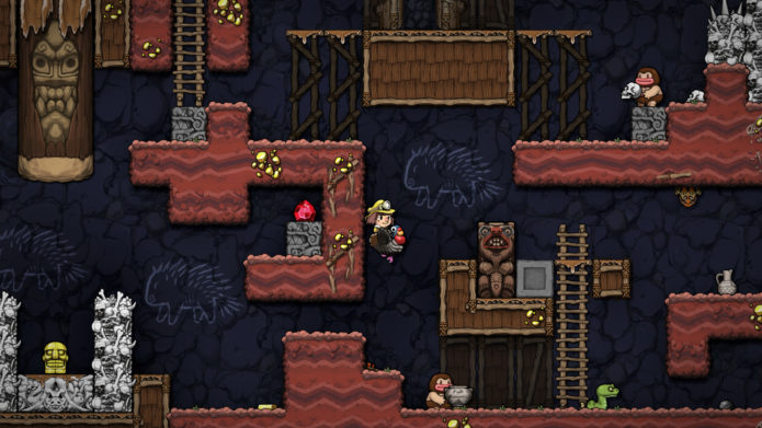 What to know about Spelunky 2: Release date, new weapons, and more