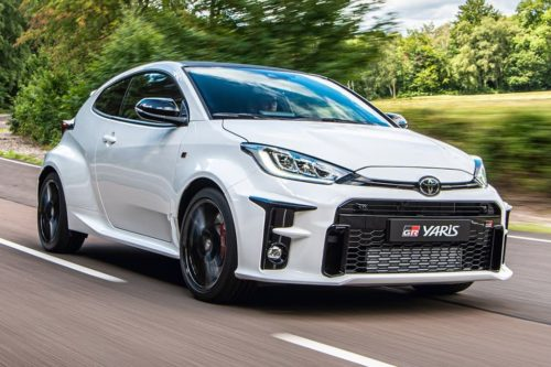 Toyota GR Yaris sales run hot