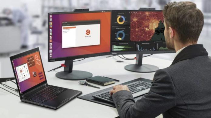 Lenovo ThinkPads, ThinkStations can now have Ubuntu Linux pre-installed