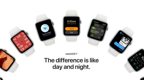 Apple Watch 3 watchOS 7 update causing random reboots