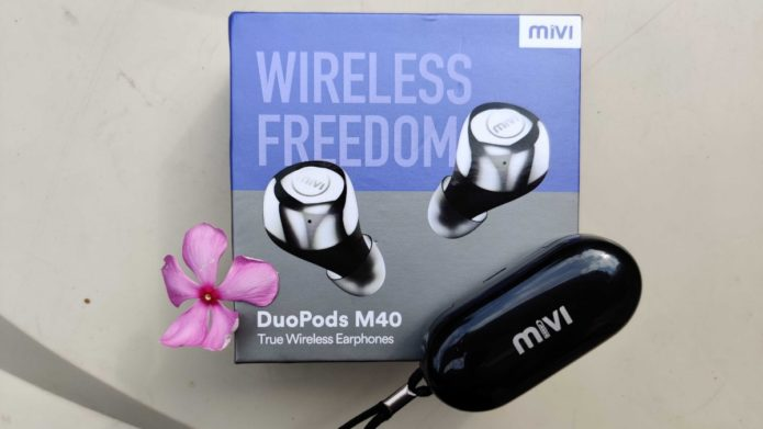 Mivi DuoPods M40 review