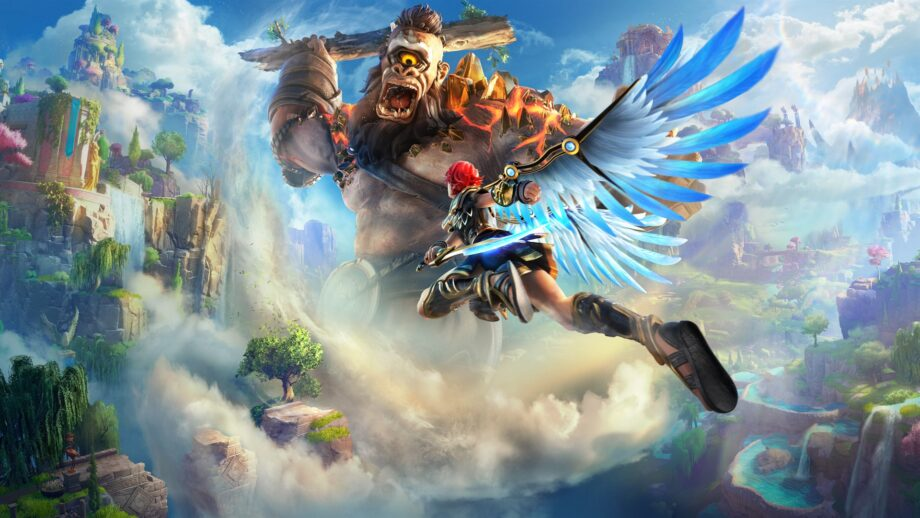 Hands on: Immortals: Fenyx Rising Preview